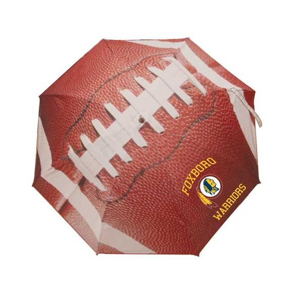 7100F - Football Canopy Golf Umbrella