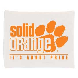 Spirit Rally Towel In White
